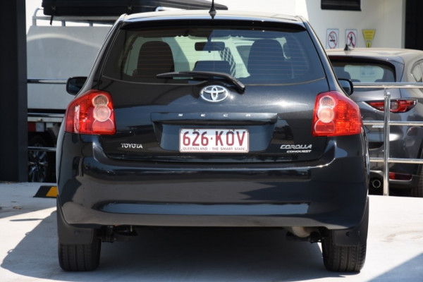 2007 Toyota Corolla ZRE152R Conquest Hatch Image 4