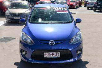 2009 Mazda 2 DE10Y1 Genki Hatchback Image 3