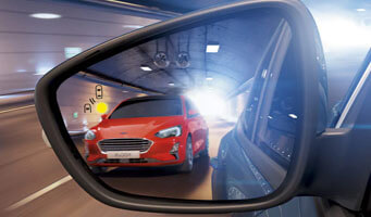 Focus Blind Spot Information