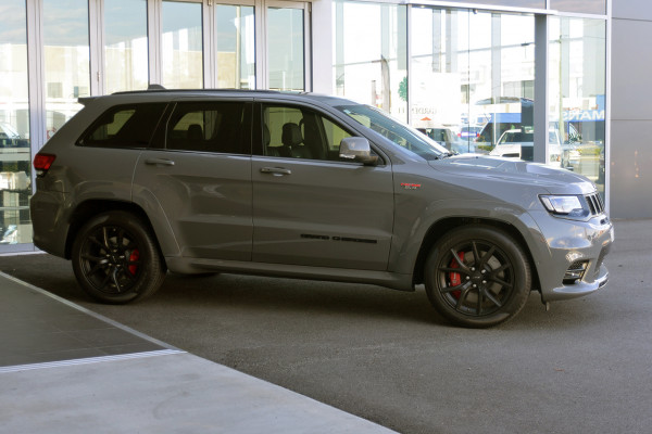 2019 Jeep Grand Cherokee WK SRT Suv Image 4