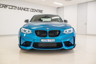 2016 BMW M2 F87 Coupe Image 2
