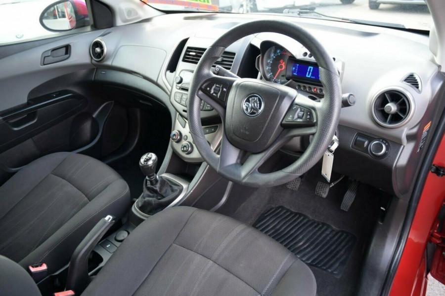2012 Holden Barina TM Hatchback Image 9