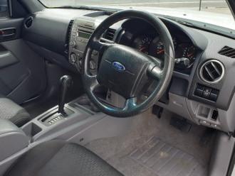 2009 Ford Ranger PJ Turbo XL Hi-Rider 2wd dual cab