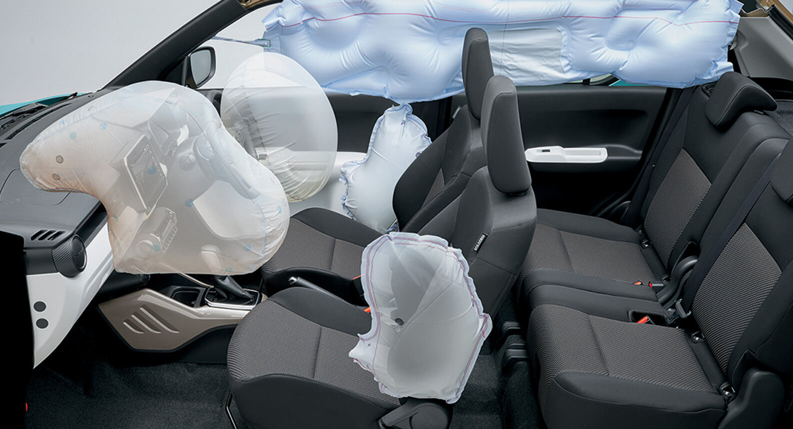 Protection for you and your passengers