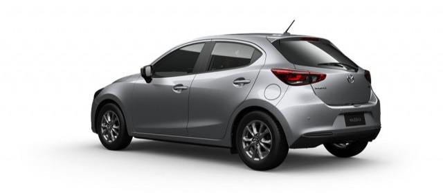 2020 Mazda 2 DJ Series G15 Pure Hatchback Mobile Image 18