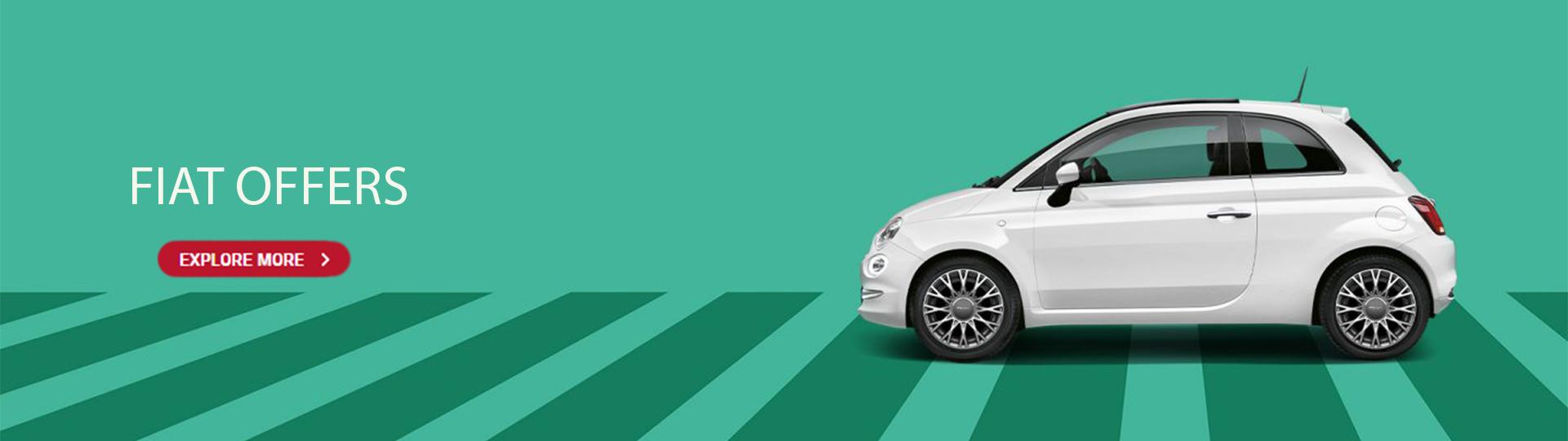 Cricks Auto Fiat April Offers