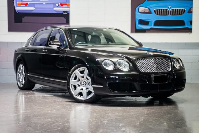 2008 Bentley Continental 3W MY08 Flying Spur Sedan Image 1