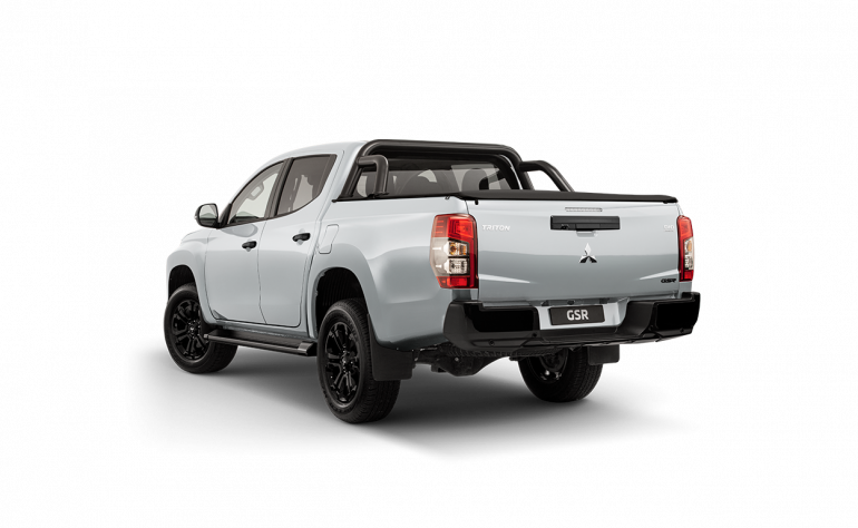 2020 MY21 Mitsubishi Triton MR GSR Dual cab Image 2