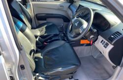 2009 Mitsubishi Triton MN Turbo GLX 4x4 dual cab