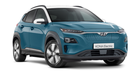 Kona Electric Australia's first 100% electric small SUV.