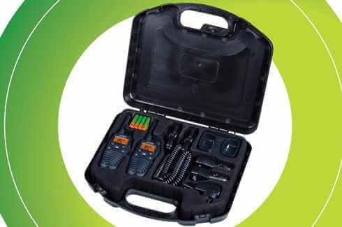 """<img src=""""UHF CB Radio - Oricom - Handheld Trade Pack"""
