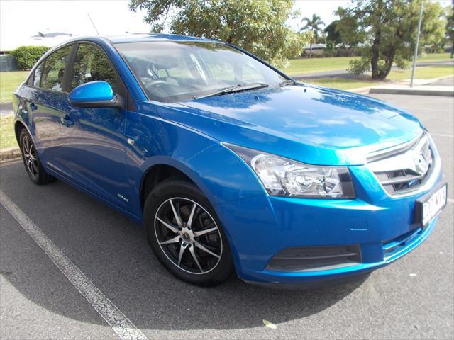 Holden Cruze CD JG