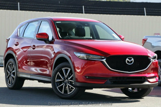 Mazda CX-5 GT KF Series