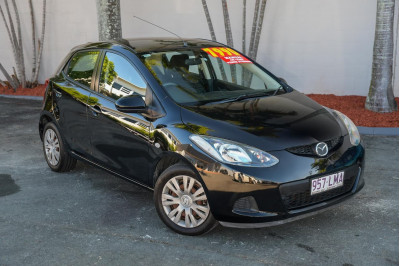 2008 Mazda 2 DE Series 1 Neo Hatchback Image 2