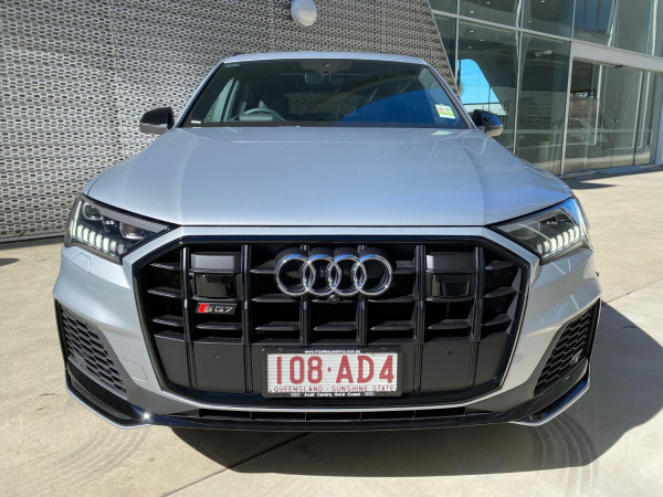 2020 Audi Q7 S 4.0L TDI V8 Quattro 8Spd Tiptronic 320kW Suv