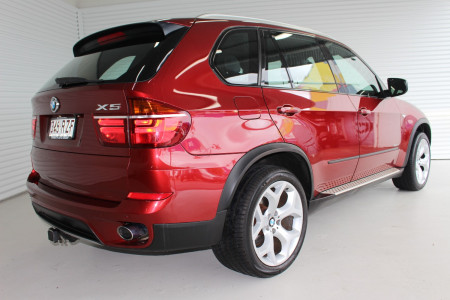 2011 MY11.5 BMW X5 E70 MY11.5 XDRIVE40D Suv
