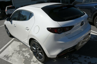 2021 MY20 Mazda 3 BP G20 Touring Hatch Hatchback Image 3