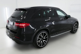 2018 MY08 Mercedes-Benz Glc-class X253 808MY GLC43 AMG Wagon Image 2