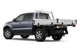 2021 MY21.75 Ford Ranger PX MkIII XLT Double Cab Chassis Utility Image 5