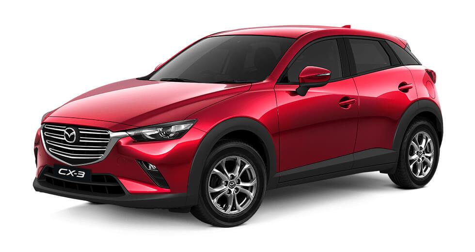 2018 MY19 Mazda CX-3 DK Maxx Sport Suv