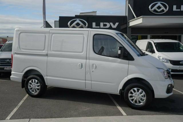 2021 LDV V80 SWB Low Roof