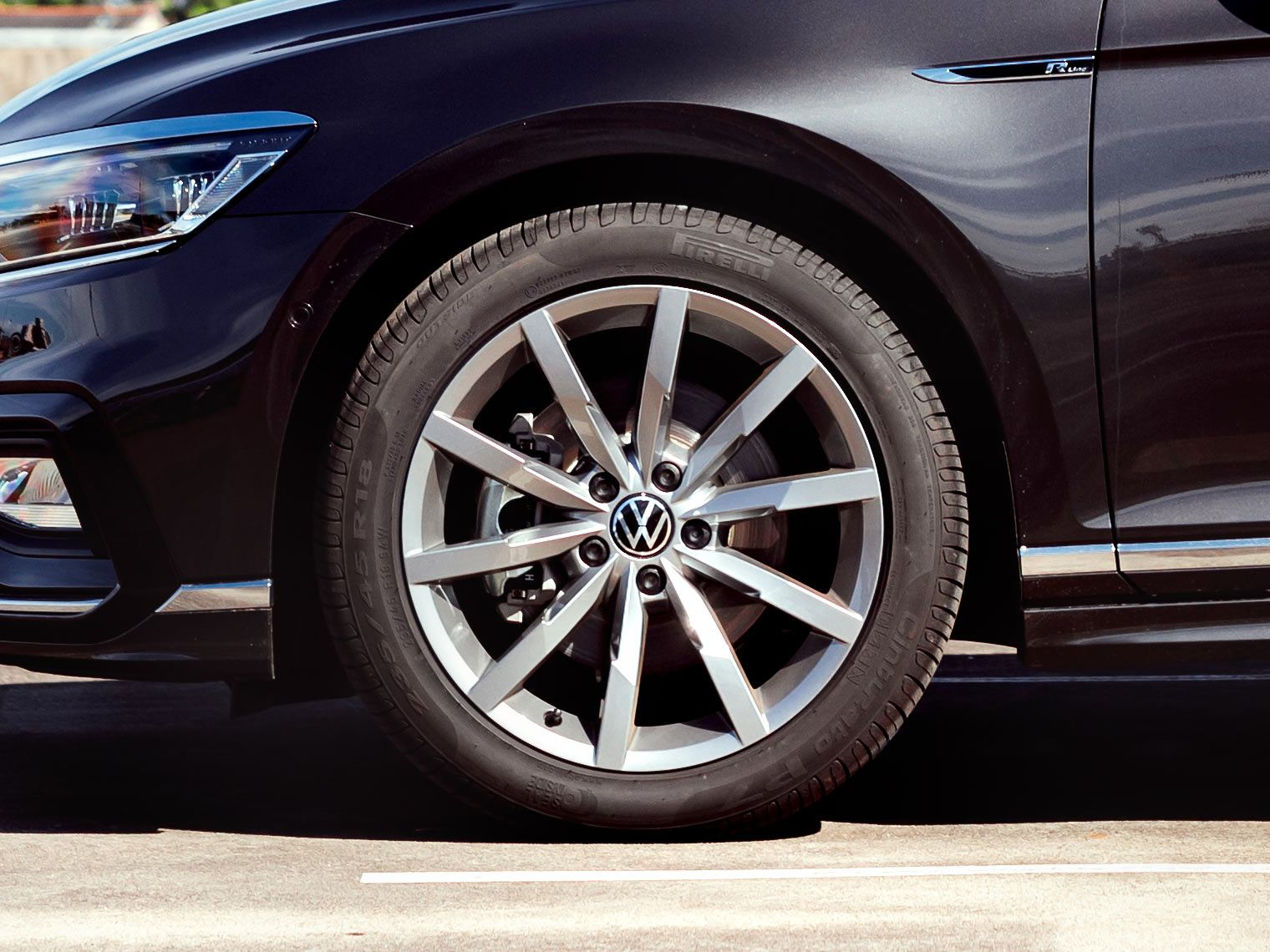 The finishing touch Alloy Wheels Image