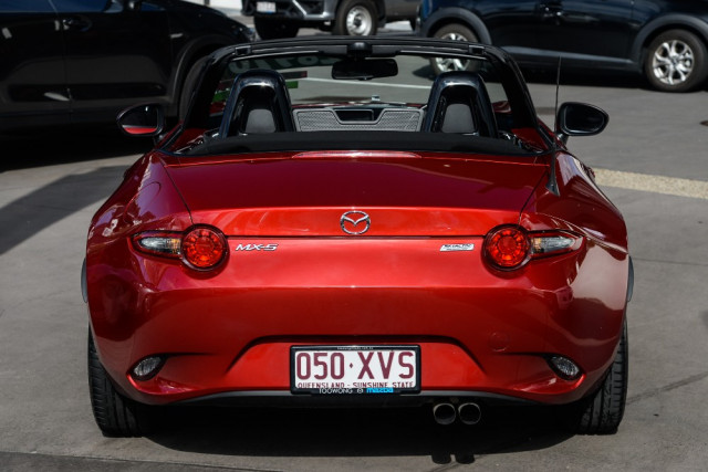 2017 Mazda Mx-5 ND GT Convertible Image 4