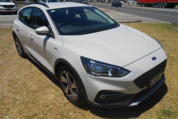 2019 MY19.25 Ford Focus SA Active Hatchback Image 3