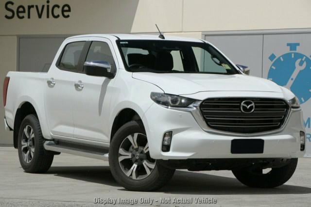 2020 MY21 Mazda BT-50 TF GT Utility