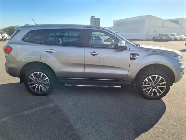 2019 Ford Everest UA II  Titanium Suv