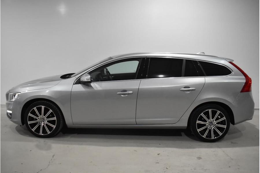 2016 Volvo V60 (No Series) MY17 D4 Luxury Wagon