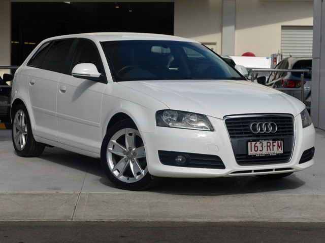 2009 Audi A3 8P MY09 TFSI Hatch