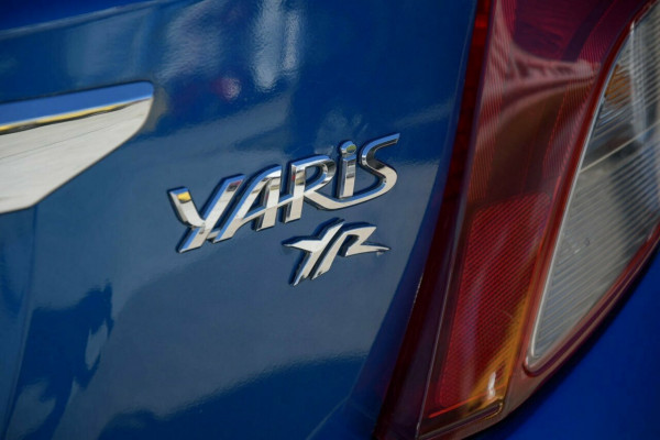 2011 Toyota Yaris NCP90R MY11 YR Hatchback Image 5