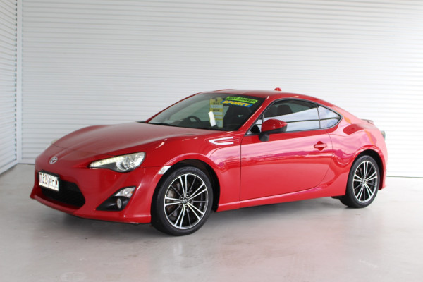 2013 Toyota 86 ZN6 GTS Coupe Image 4