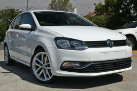Volkswagen Polo 81TSI DSG Comfortline 6R MY15
