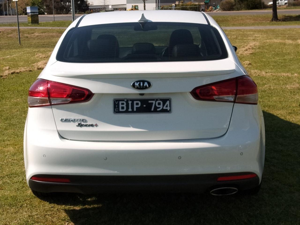 2018 Kia Cerato YD MY18 SPORT Sedan Image 6
