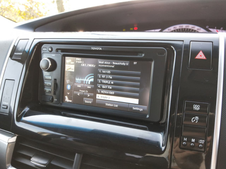 2014 MY13 Toyota Tarago AC GLX Wagon