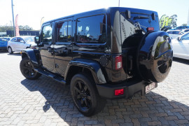 2014 Jeep Wrangler JK MY2014 Unlimited Softtop Image 3