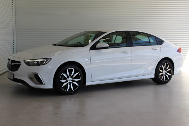 2018 Holden Commodore ZB MY18 RS Hatch Image 4