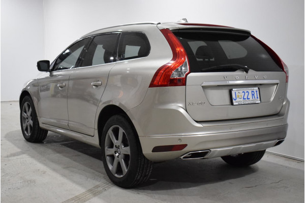 2014 Volvo XC60 (No Series) MY15 D4 Luxury Suv Image 2