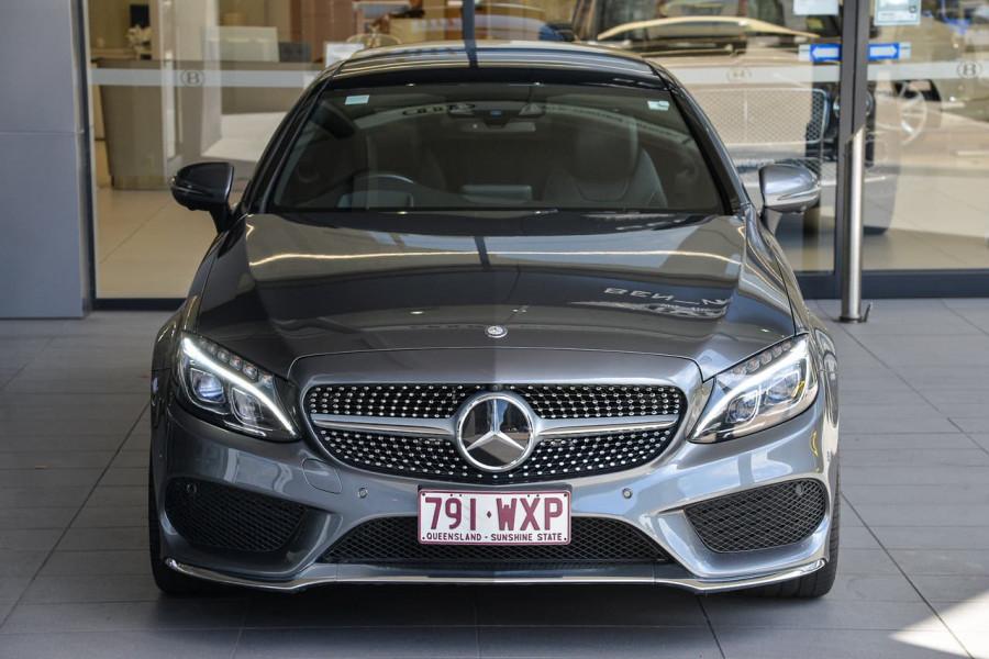 2016 Mercedes-Benz C-class d