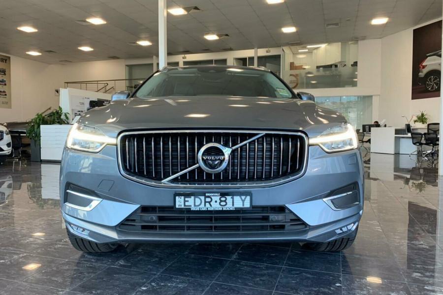 2018 Volvo XC60 UZ D4 Inscription (AWD) Suv Mobile Image 4