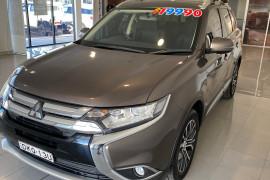 2015 MY16 Mitsubishi Outlander ZK MY16 LS Suv Image 3