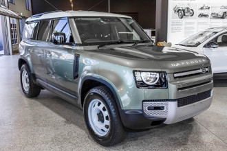 2020 Land Rover Defender L663 MY20.5 110 D200 Wagon Image 3