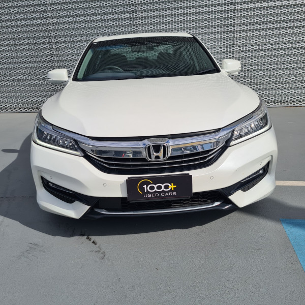 2017 Honda Accord 9th Gen MY17 VTi-L Sedan