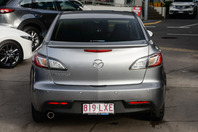 2009 Mazda 3 BL10F1 Maxx Sedan Image 4