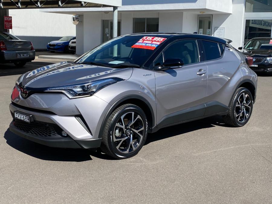 2019 Toyota C-hr NGX50R Koba Suv