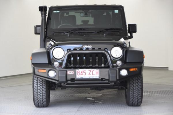 2015 MY16 Jeep Wrangler JK MY2016 Sport Softtop Image 2