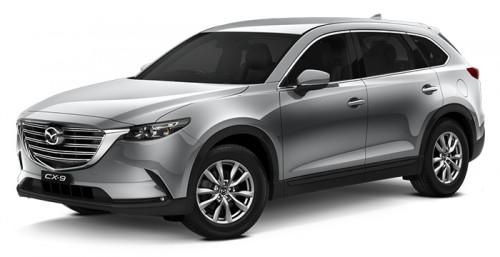 2018 Mazda CX-9 TC Touring Suv