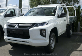 Mitsubishi Triton GLX Single Cab Chassis 2WD MR MY19